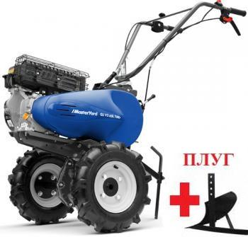 Quatro Junior V2 65L TWK+ с пневмоколесами