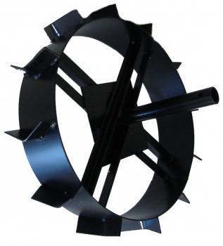 Колеса металлические КУМ усиленные для окучивания