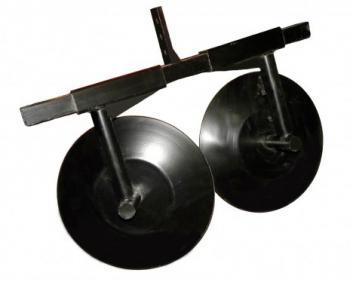 Окучник дисковый раздвижной ТИП2