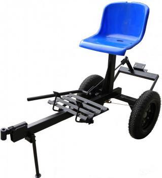 Прицепное сиденье для работы с навесным оборудованием