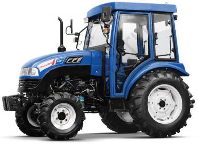 М244 4WD с кабиной